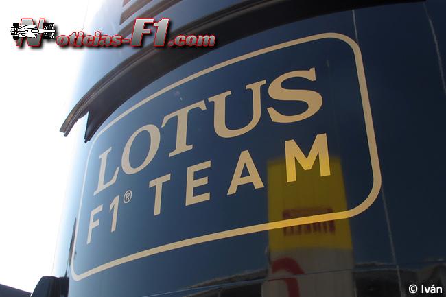 Logo - Lotus F1 2014 - www.noticias-f1.com