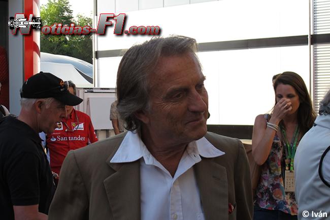 Luca Di Montezemolo - Scuderia Ferrari