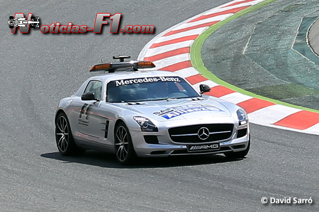 Safety Car - David Sarró - www.noticias-f1.com