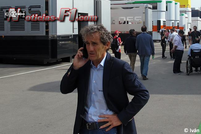 Alain Prost - www.noticias-f1.com