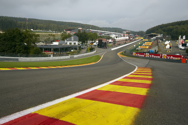 Gran Premio Bélgica - 2014