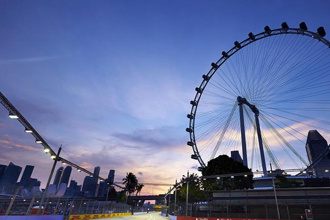 Gran Premio de Singapur 2014 - Marina Bay