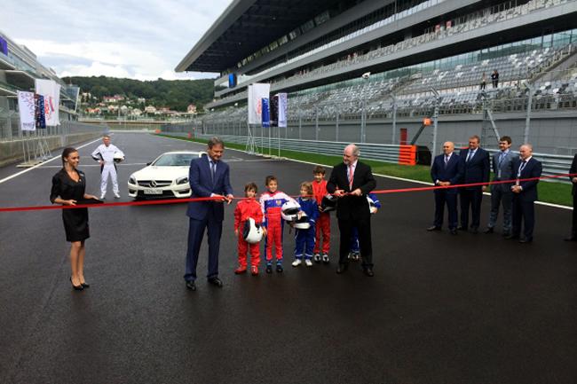 Gran Premio de Rusia - Sochi Autodrom - Evento