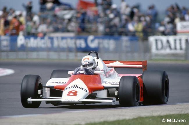 Andrea de Cesaris - McLaren