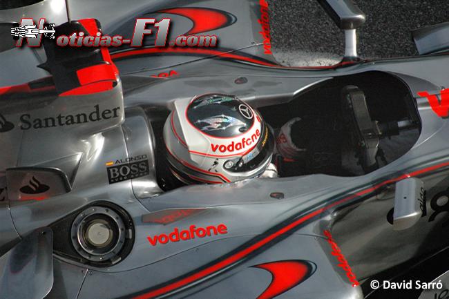 Fernando Alonso - McLaren - 2007 - David Sarró