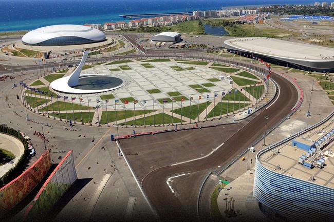 Gran Premio Rusia - Sochi - F1 2014