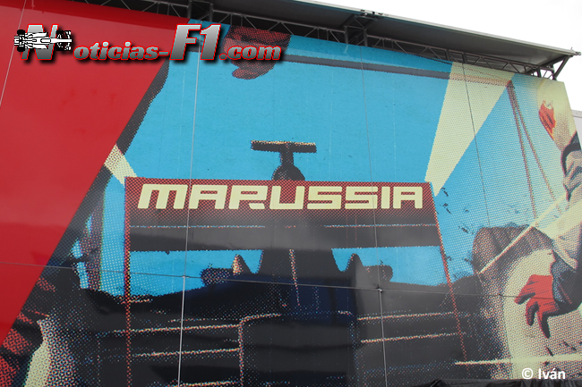 Marussia - Lateral Motorhome