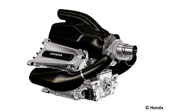 Motor Honda - Primer Imagen - Gran Premio de Japón