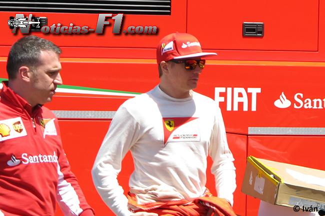 Kimi Raikkonen - Scuderia Ferrari - www.noticias-f1.com