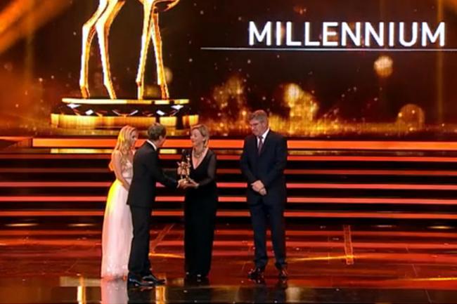 Millennium Bambi - Michael Schumacher 2014
