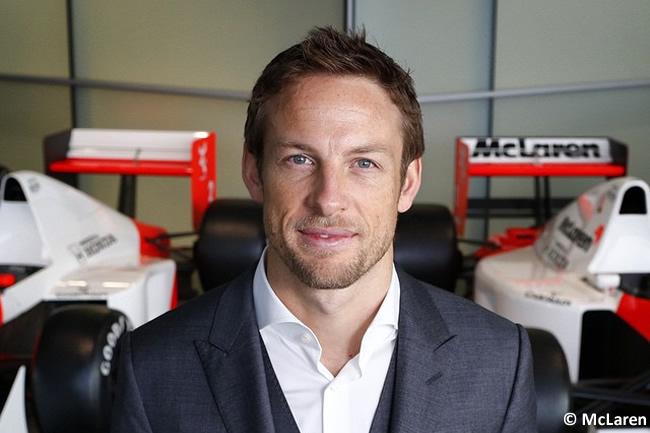 Jenson Button - McLaren-Honda - Presentación Alineación - Temporada 2015