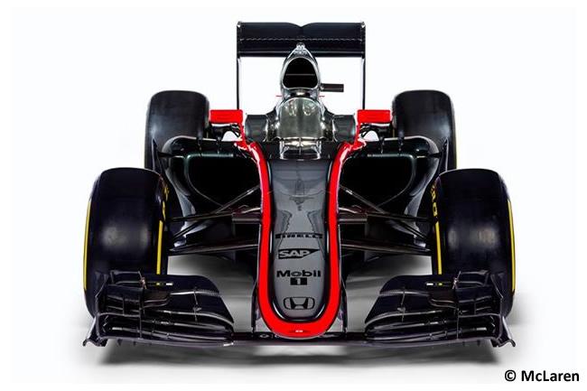 McLaren-Honda - MP4-30