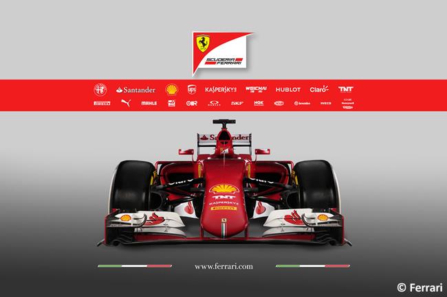 Scuderia Ferrari - SF15T