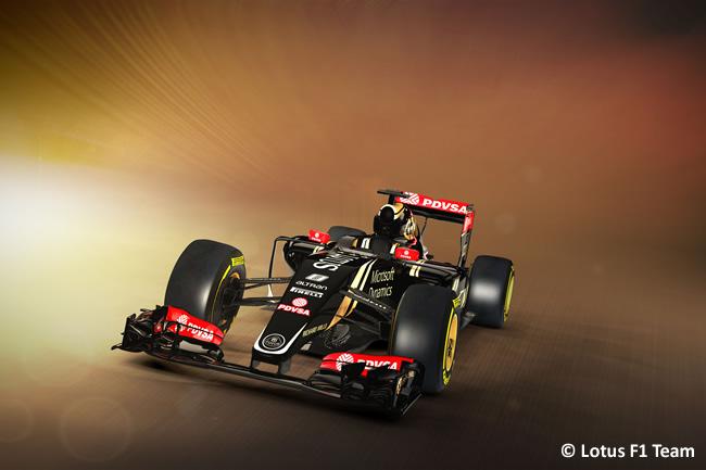 Render Lotus F1 Team - Temporada 2015 - E23 - 2