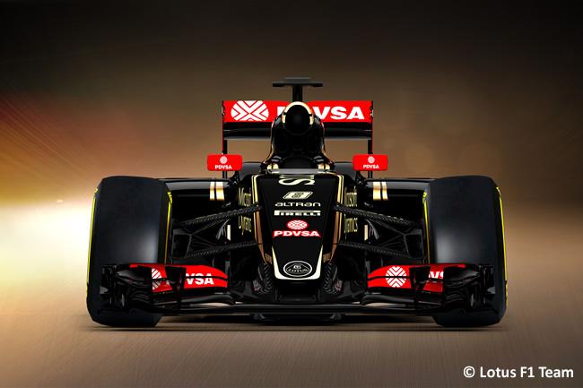 Render Lotus F1 Team - Temporada 2015 - E23 - 3