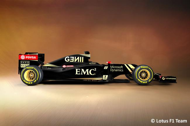 Render Lotus F1 Team - Temporada 2015 - E23 - 4