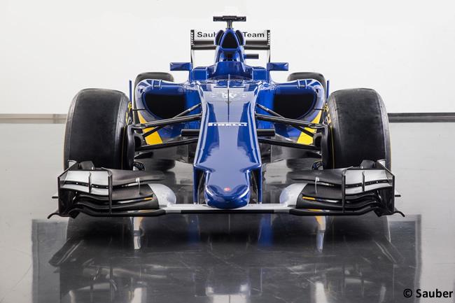 Sauber 2015 - C34