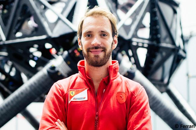 Jean-Eric Vergne - Scuderia Ferrari