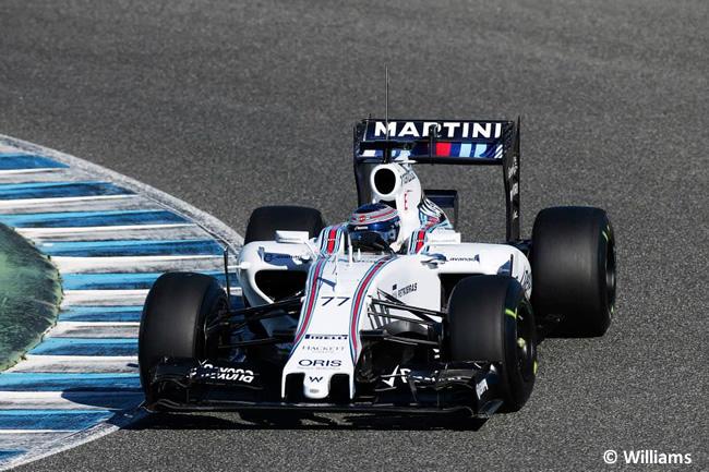 Williams F1 Team - FW37