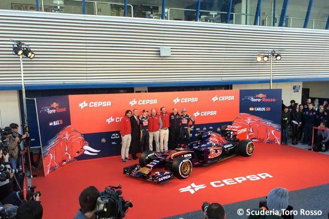 Scuderia Toro Rosso - STR10 - 2015