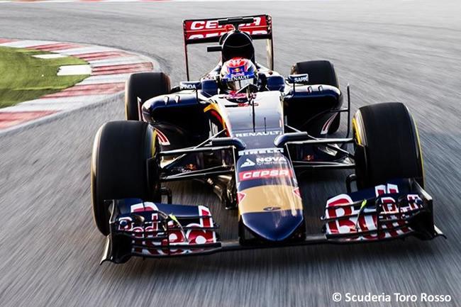 Scuderia Toro Rosso - STR10
