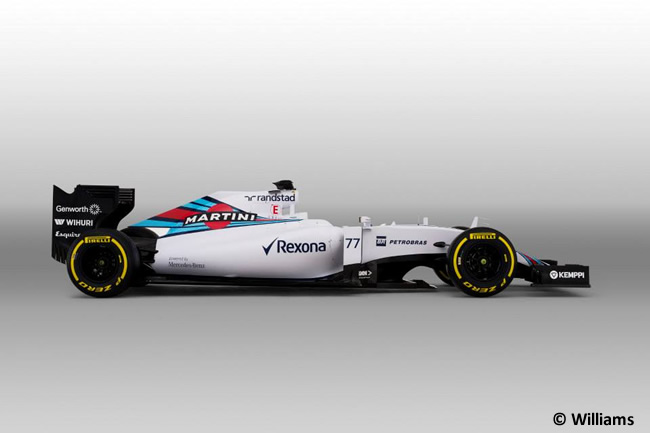 Williams F1 Team - FW37