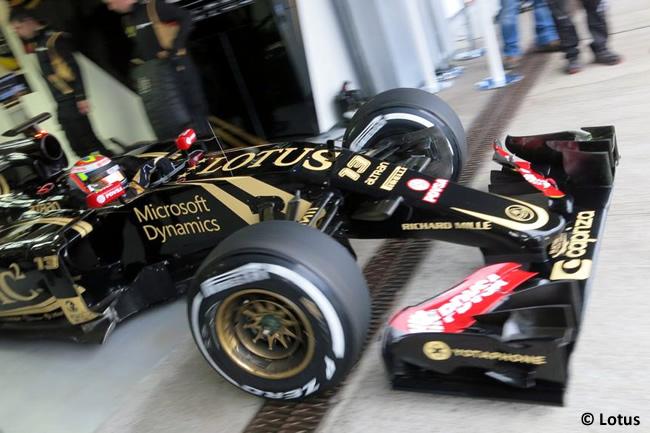 Lotus - Pastor Maldonado - E23 - 2015 - Día 3 - Jerez - Test