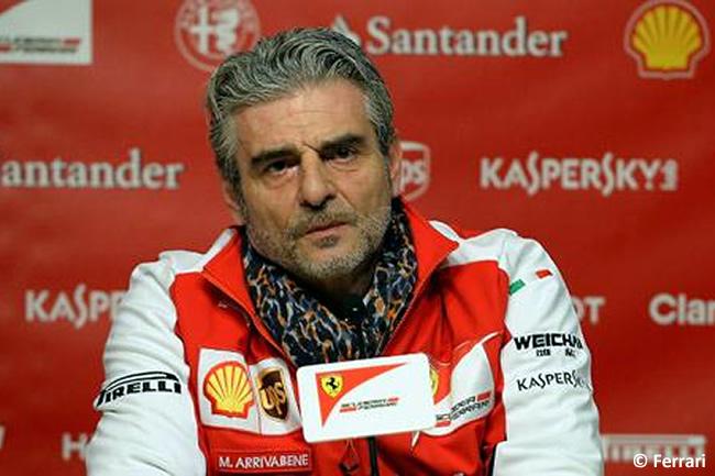 Maurizio Arrivabene - Scuderia Ferrari