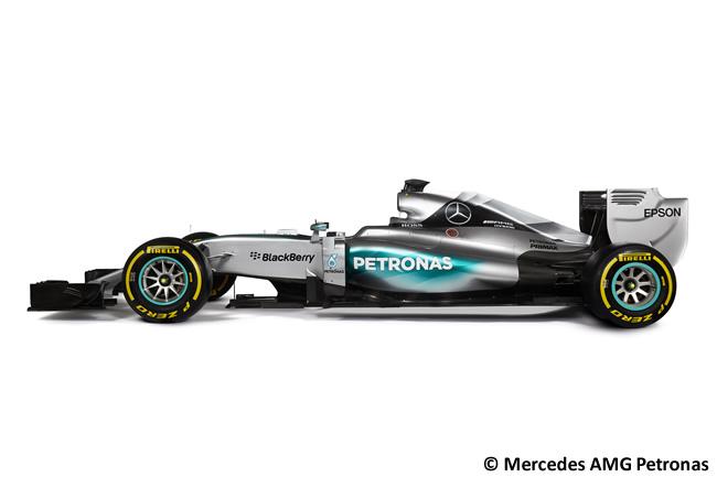 Mercedes AMG - F1 W06 - 2015