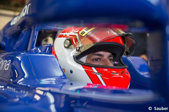 Sauber - Felipe Nasr - C34 - Test - Jerez - Pretemporada 2015 - Día 3