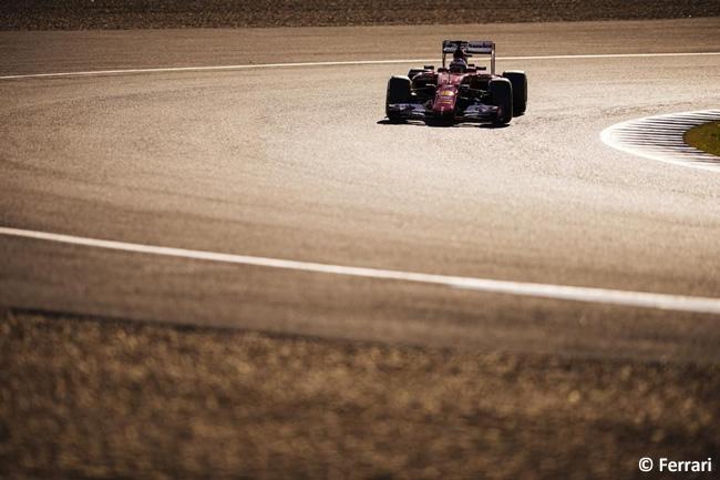 Kimi Raikkonen - Scuderia Ferrari - SF15-T - Test Jerez - 2015