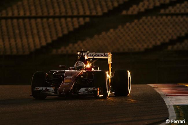 Sebastian Vettel - Ferrari - Test Barcelona Pretemporada 2015 - Día 4