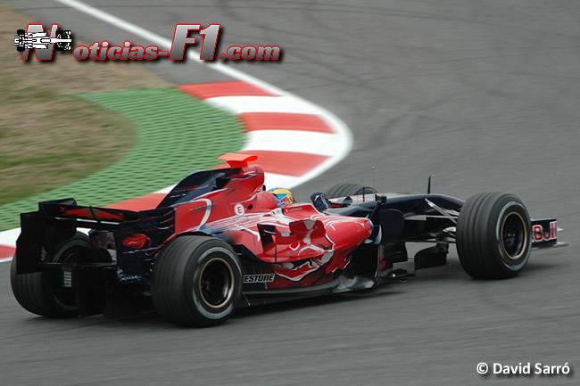 Sébastien Bourdais - 2008 - David Sarró - www.noticias-f1.com