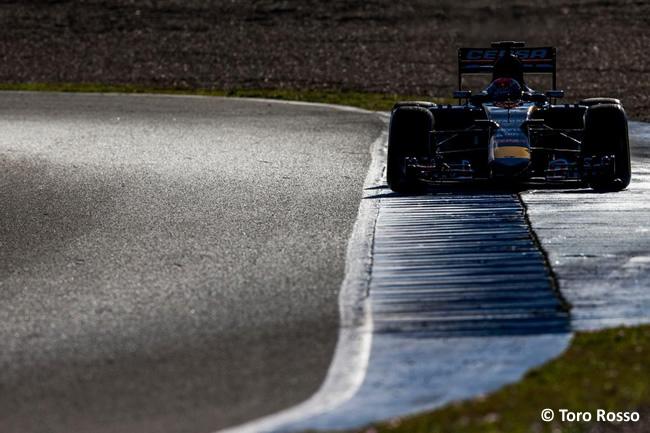 Toro Rosso - Max Verstappen - STR10 - Día 4 - Test Jerez