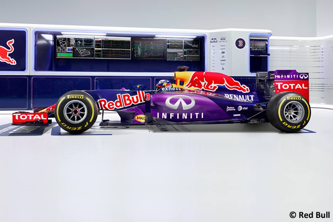 Red Bull Racing - RB11 - 2015