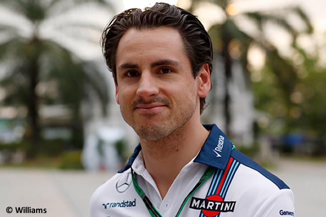 Adrian Sutil - Williams 2015