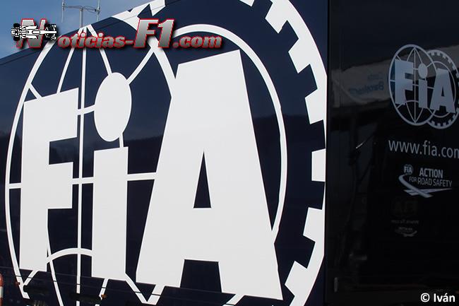 Camión FIA 2015