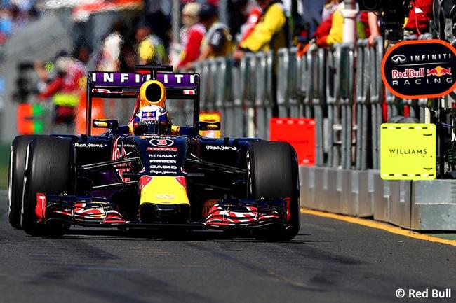 Daniel Ricciardo - Red Bull- Australlia