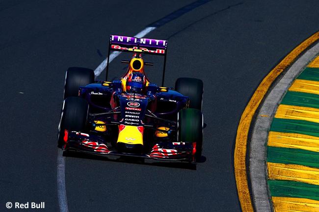 Daniil Kvyat - Red Bull - Australia