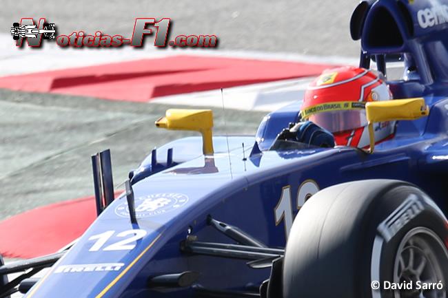 Felipe Nasr - Sauber - C34 - 2015 - David Sarró - www.noticias-f1.com
