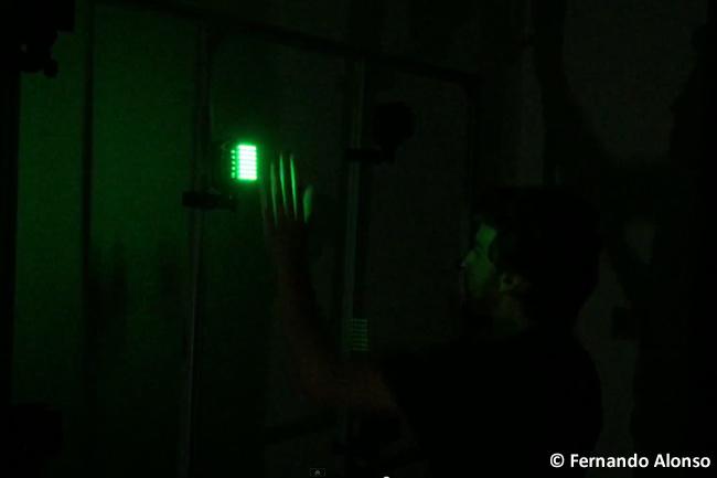 Fernando Alonso - Entrenamiento Reflejos