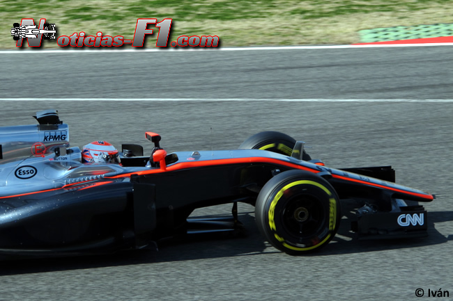 Jenson Button - McLaren - 2015 - MP4-30 - www.noticias-f1.com