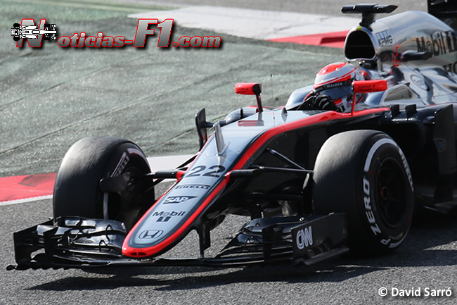 Jenson Button - McLaren - MP430 - 2015 - David Sarró - www.noticias-f1.com