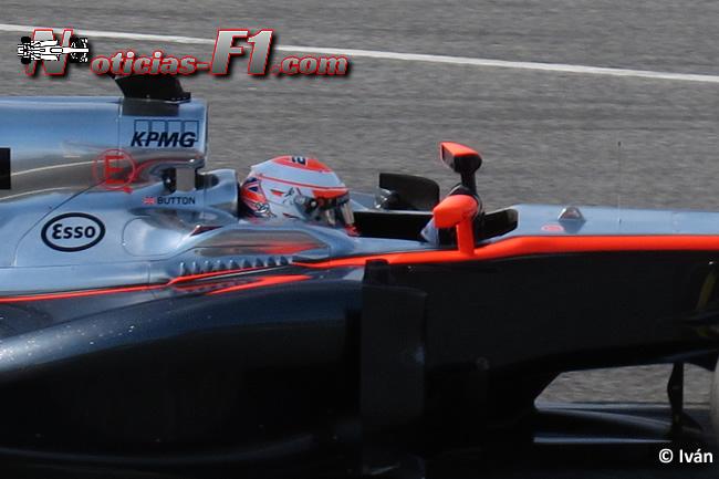 Jenson Button - McLaren - Honda - 2015 - MP4-30 - www.noticias-f1.com