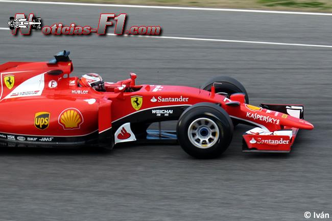 Kimi Raikkonen - Scuderia Ferrari - SF15-T - 2015 - www.noticias-f1.com