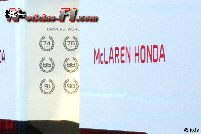 Logo McLaren - Honda 2015 - www.noticias-f1.com