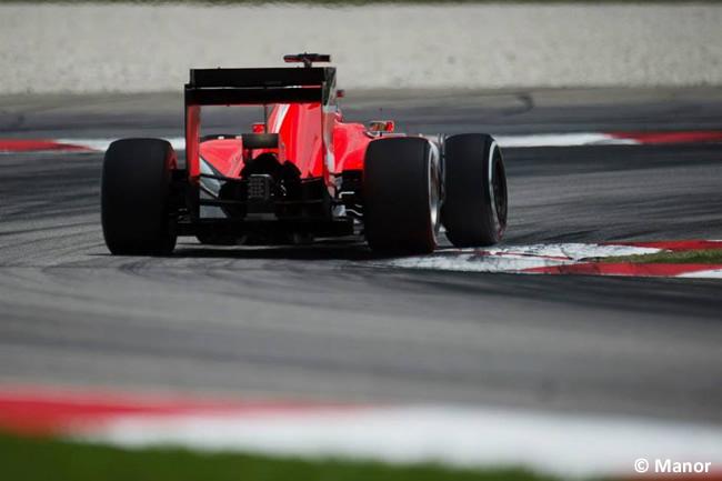 Gran Premio de Malasia - 2015 - Sábado - Will Stevens - Manor