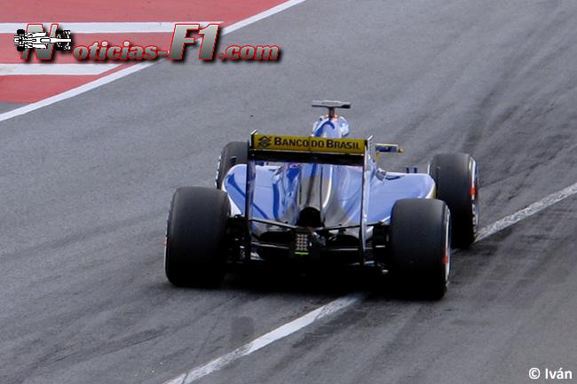 Marcus Ericsson - Sauber C34 - Posterior - www.noticias-f1.com