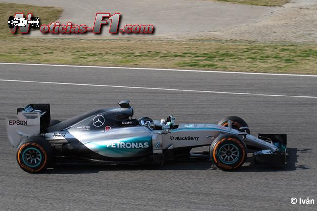 Nico Rosberg - Mercedes F1 W06 - 2015 - www.noticias-f1.com