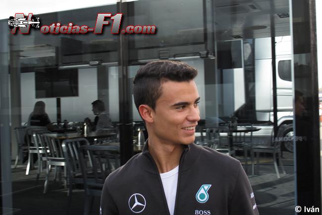 Pascal Wehrlein - Mercedes 2015 - www.noticias-f1.com